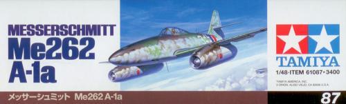 Messerschmitt Me262 A-1a 1/48