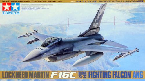 F-16C (Block 25/32) Fighting Falcon 1/48