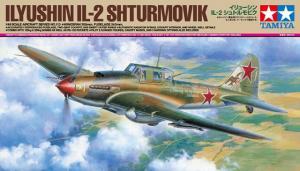 Ilyushin Il-2 Shturmovik 1/48