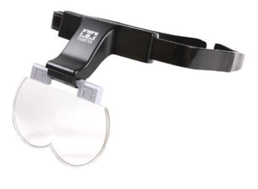 Magnifying Visor with 1.7x/2x/2.5x Lenses