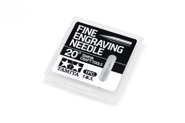 Fine Engraving Needle 20°