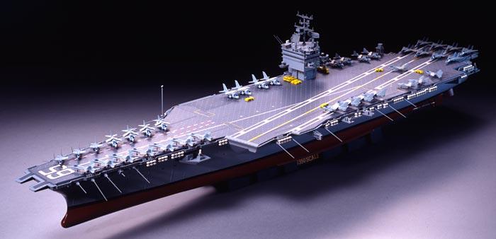 U.S. Navy Aircraft Carrier Enterprise 1/350