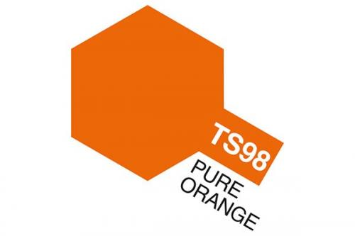 TS-98 PURE ORANGE