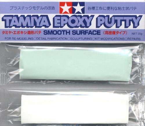 Epoxy Putty Smooth Surface 25g