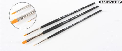 MODELING BRUSH HIGH FINISH STANDARD SET