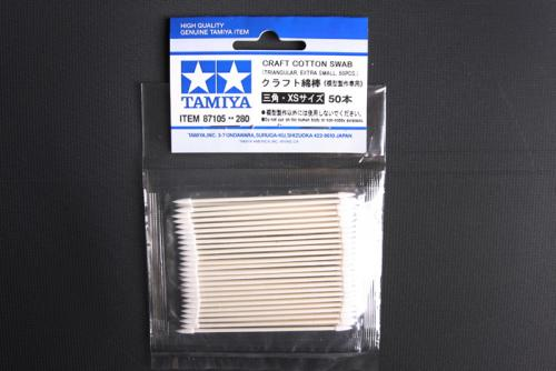 Craft Cotton Swab (triangular/extra small 50pcs)