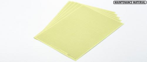 Masking Sticker Sheet (5pcs) - 1mm Grid Type