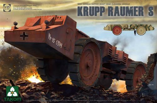 Krupp Raumer S 1/35