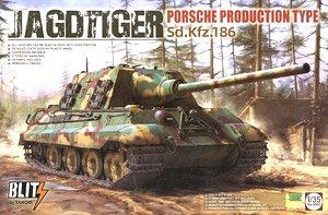 "Jagdtiger ""Porsche Production"" Sd.Kfz. 186 1/35"