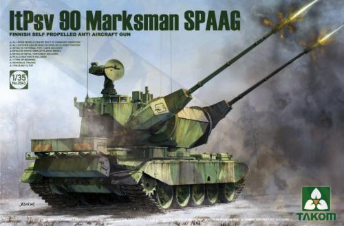 ItPsv 90 Marksman SPAAG 1/35