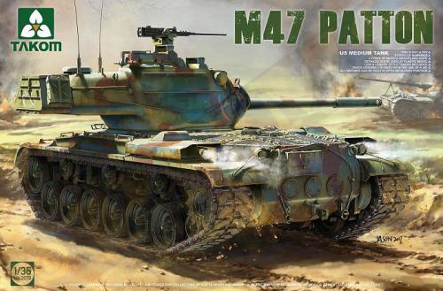 M47 Patton 1/35