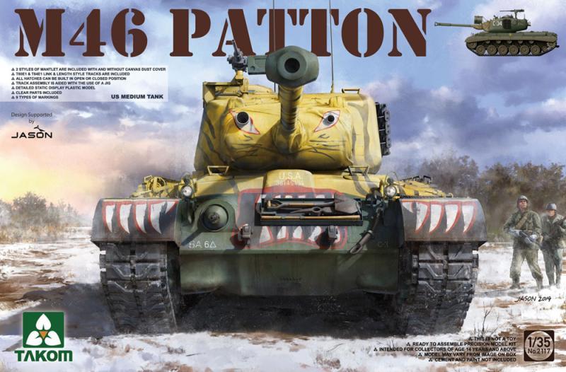M46 Patton 1/35