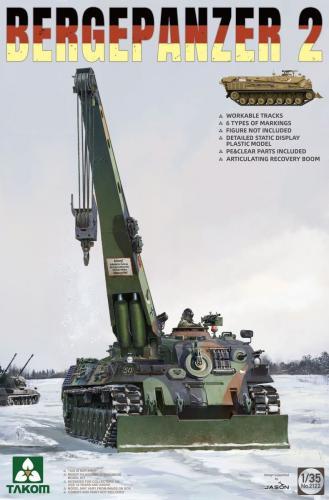 Bergepanzer 2 Standard 1/35