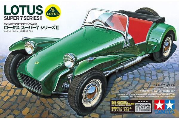 Lotus Super 7 Series II 1/24