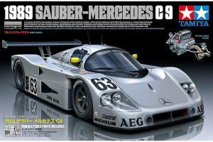 1989 Sauber-Mercedes C9 1/24