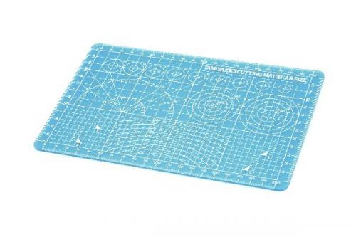 Cutting Mat (A5 Size/Blue)