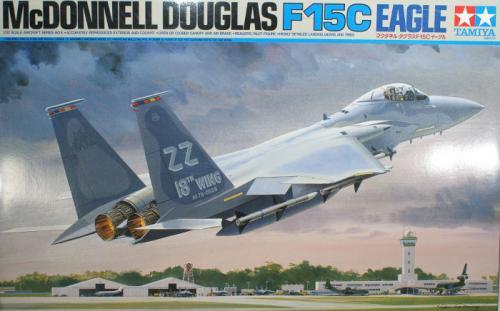 McDonnell Douglas F-15C Eagle 1/32