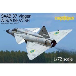 AJS/AJSF/AJSH 37 Viggen 1/72
