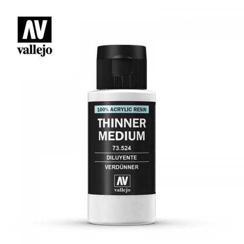 Thinner Medium Akryl 60 ml