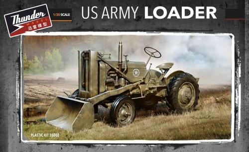 US Army Loader 1/35