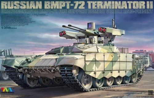 RUSSIAN BMPT-72 TERMINATOR II 1/35