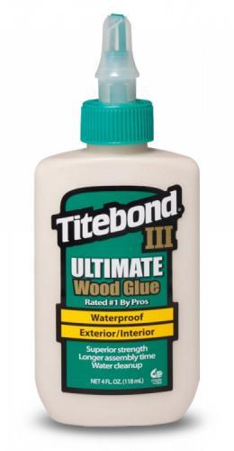 Titebond III trälim WP 118ml
