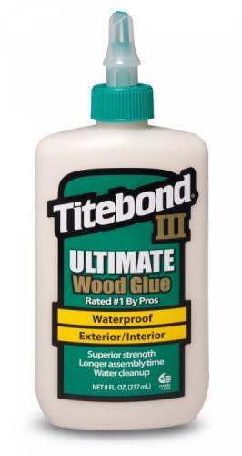 Titebond III trälim WP 237ml