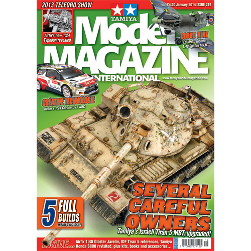 Issue 219 – January 2014