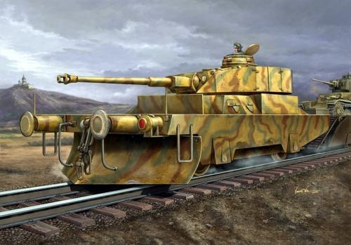 Panzerjäerwagen I 1/35