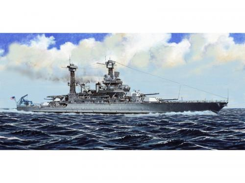 USS California BB-44 (1941) 1/700
