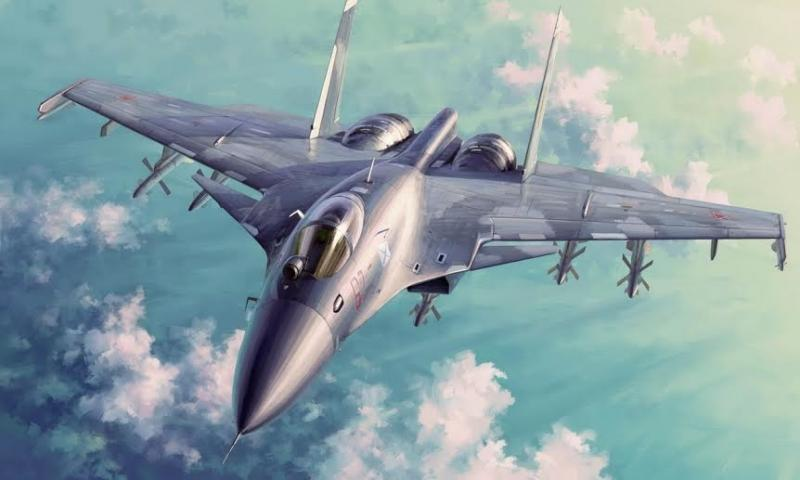 Su-33 Flanker D 1/72