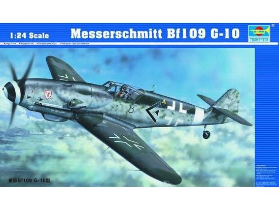 Messerschmitt Bf-109 G-10 1/24