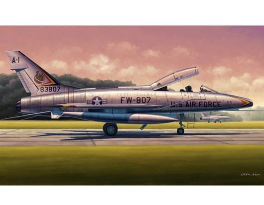 F-100F Super Sabre 1/48