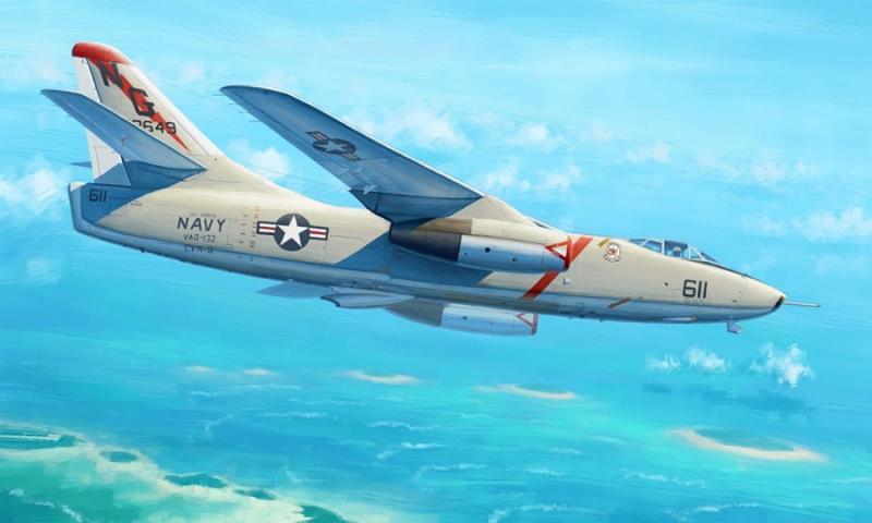 Ka-3B Skywarrior 1/48