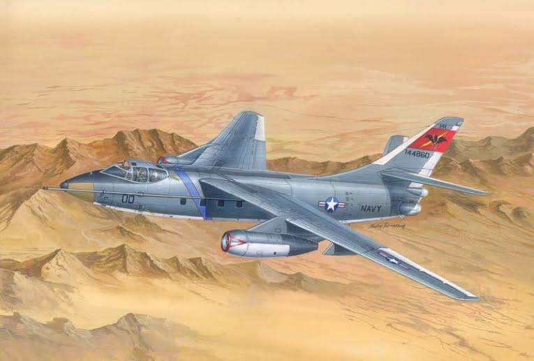 Ta-3B Skywarrior 1/48
