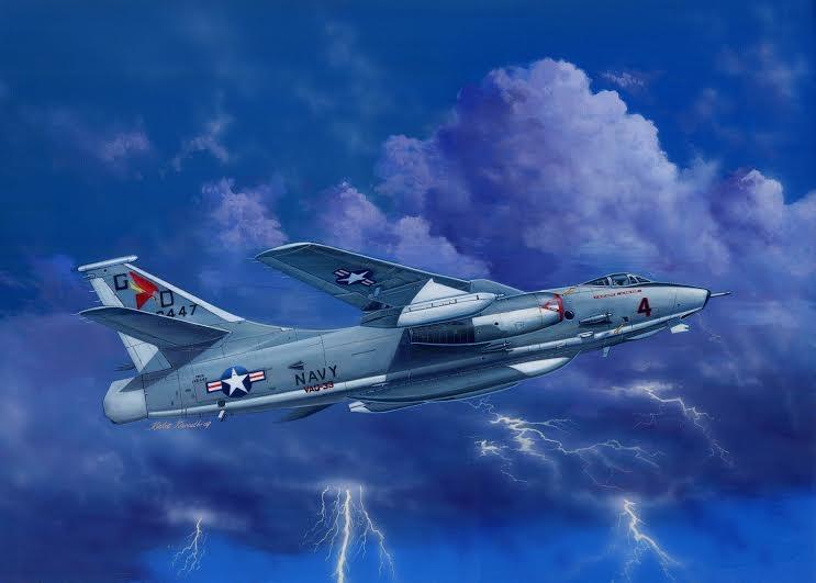 Era-3B Skywarrior 1/48