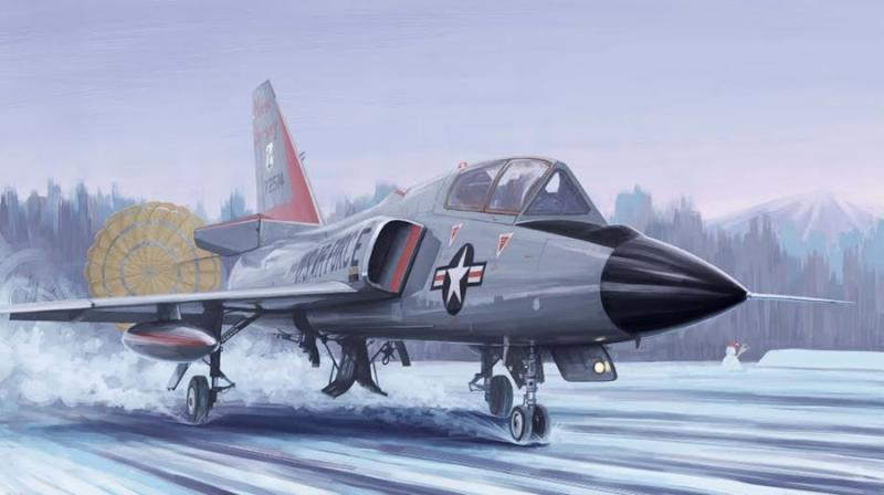 USF-106B Delta Dart 1/48