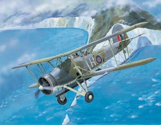 Fairey Swordfish MK. I 1/32
