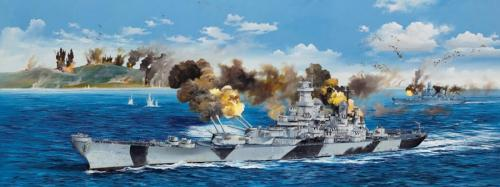 USS Iowa BB-61 1/200