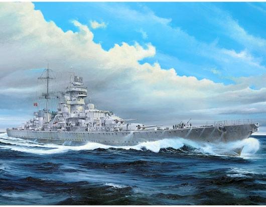 Prinz Eugen 1945 1/350