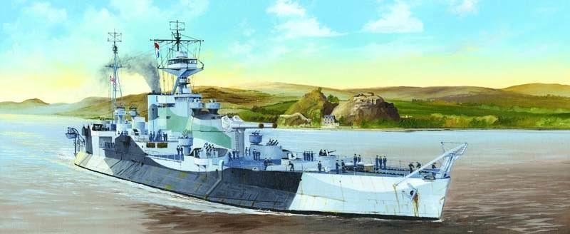 HMS Abercrombie Monitor 1/350