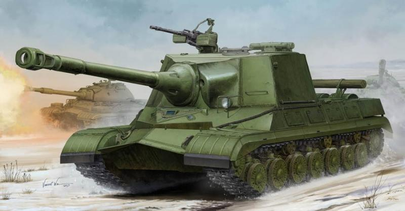 Soviet Object 268 1/35