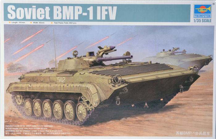 Soviet Bmp-1 IFV 1/35