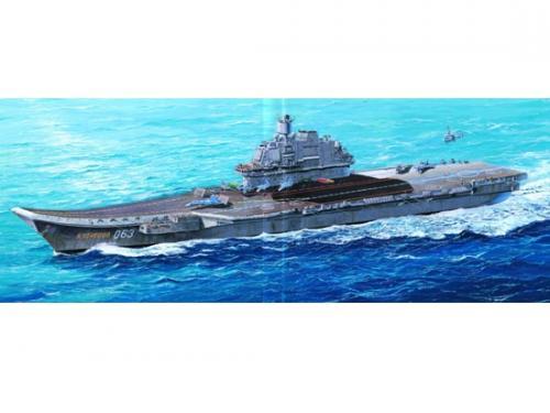 Admiral Kuznetsov 1/350