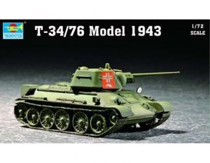 T-34/76 MOD.1943 1/72