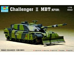 Challenger II MBT (KFOR) 1/72