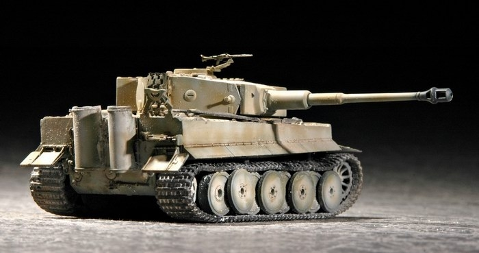 Tiger 1 (mid.) 1/72