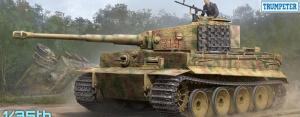 Pz.Kpfw.VI Ausf.E Sd.Kfz.181 Tiger I 1/35