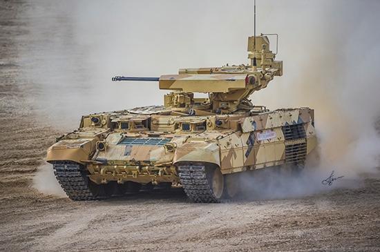 """Russian Obj.199 BMPT Ramka w/ATGM launcher """"Ataka"""" 1/35"""