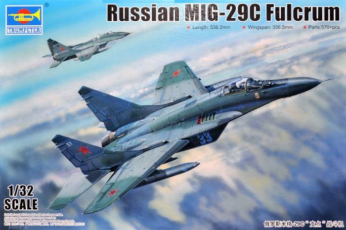MiG-29C Fulcrum 1/32